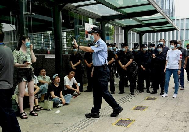 Social unrest is Beijing's chief concern in dealing with Evergrande's debt debacle