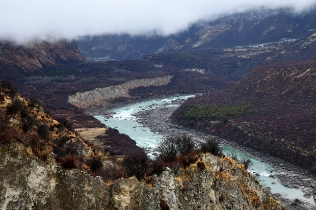 Himalayan Dam Celebrated by China Raises Concern Downriver in India