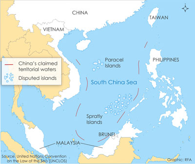 south china sea research paper History, if anything, undermines china's claims to islands and reefs in the south china sea—for the simple reason that past empires and kingdoms never exercised.