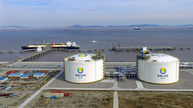 China Warned Against LNG Investment Risks