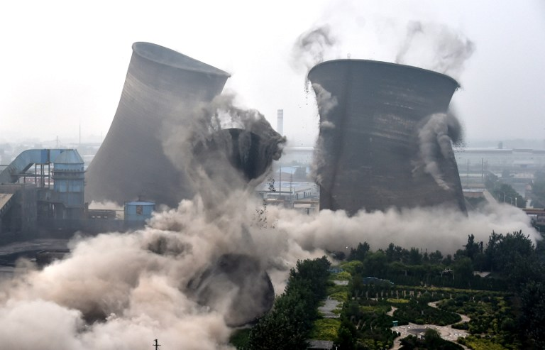 China S Economic Shifts Threaten Environment Gains