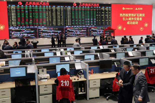 China Blocks Reporting on Commodity Prices