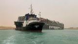 China Transit Risks Eyed After Suez Canal Jam