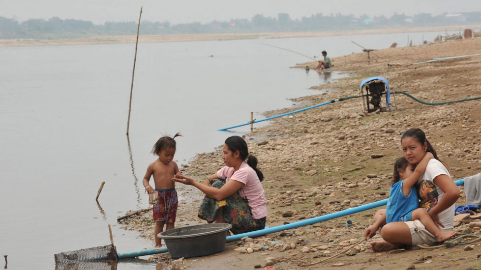 Despite Seasonal Floods Now, Experts See Risk of Mekong Drying Up