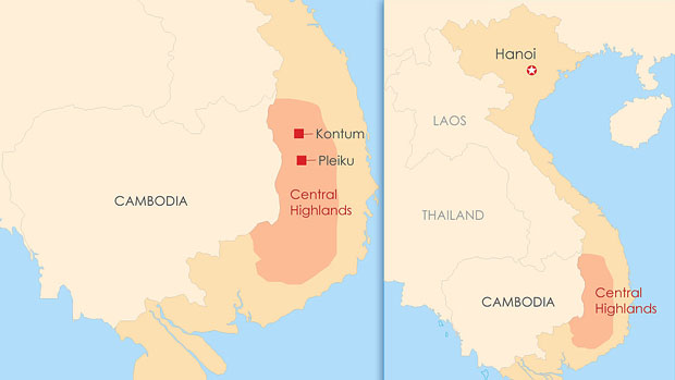 An Update On The Montagnards Of Vietnam S Central Highlands