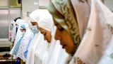 Photo gallery: A quiet Eid al-Fitr celebration