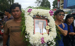 Cambodian activist and government critic shot dead