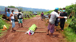 Villagers Detained by Myanmar Military Turn Up Dead