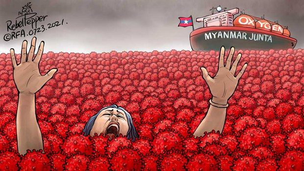 Malign Neglect in Myanmar