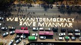Slideshow: Myanmar Protests Intensify
