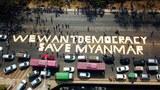 Slideshow: Myanmar Protests Intensify