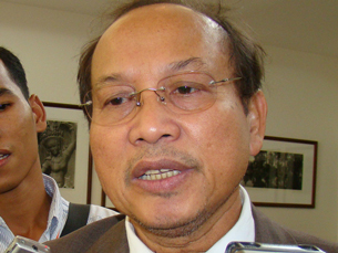 Council of Ministers spokesperson Phay Siphan in an undated photo.