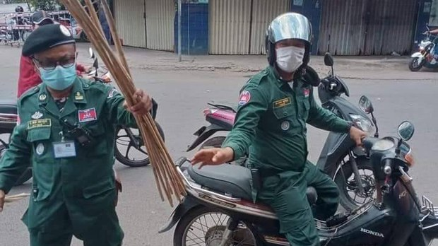 Cambodia's Interior Ministry Urges Police to End Violent Enforcement of Coronavirus Lockdown