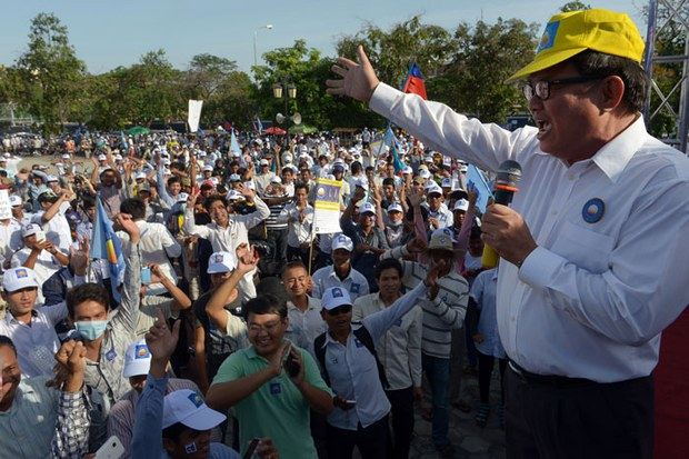 Cambodia National Rescue Party Plans to End National Assembly Boycott