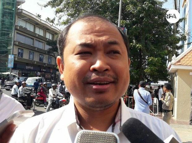 Cambodian Court Denies Delay Request in Hun Sen Suit