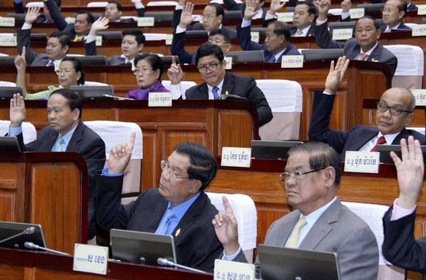 Cambodian Political Crises Continues