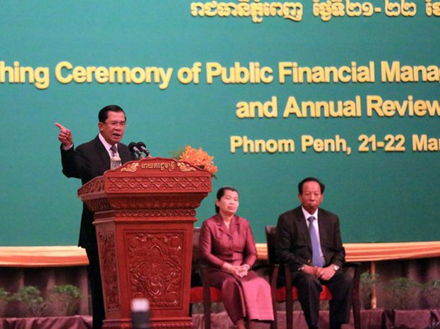 Cambodian Prime Minister Sides with Soldiers in Land Dispute
