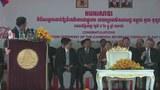 Cambodian Prime Minister Uncorks U.S. Criticisms at Coca-Cola Plant Ceremony
