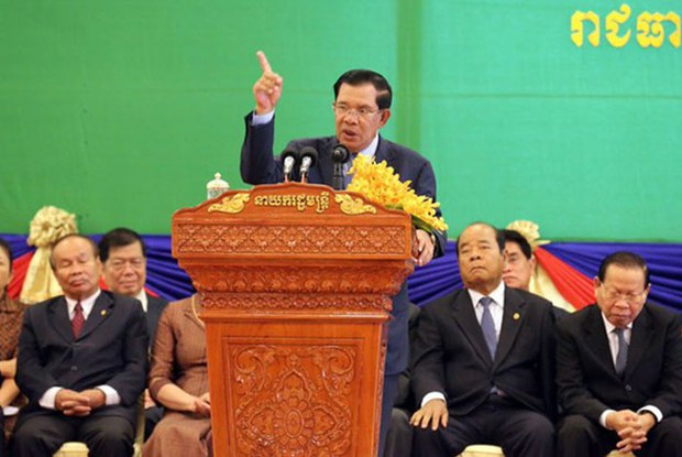 Cambodia's Hun Sen Issues a Warning