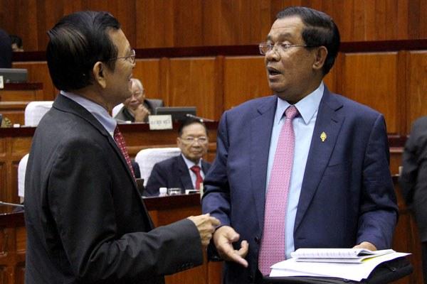 Cambodia's King Norodom Sihamoni Pardons Another Opposition Figure