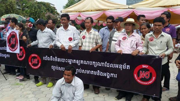 Cambodia society