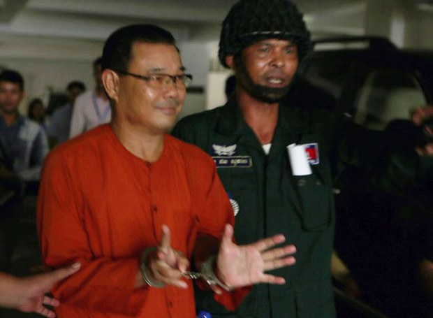 Cambodia National Rescue Party Looks for European Help