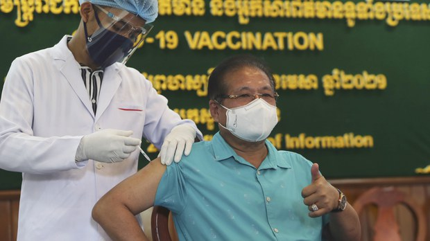 Authorities Order Strict Curfew in Cambodia's Capital to Curb Spread of Coronavirus