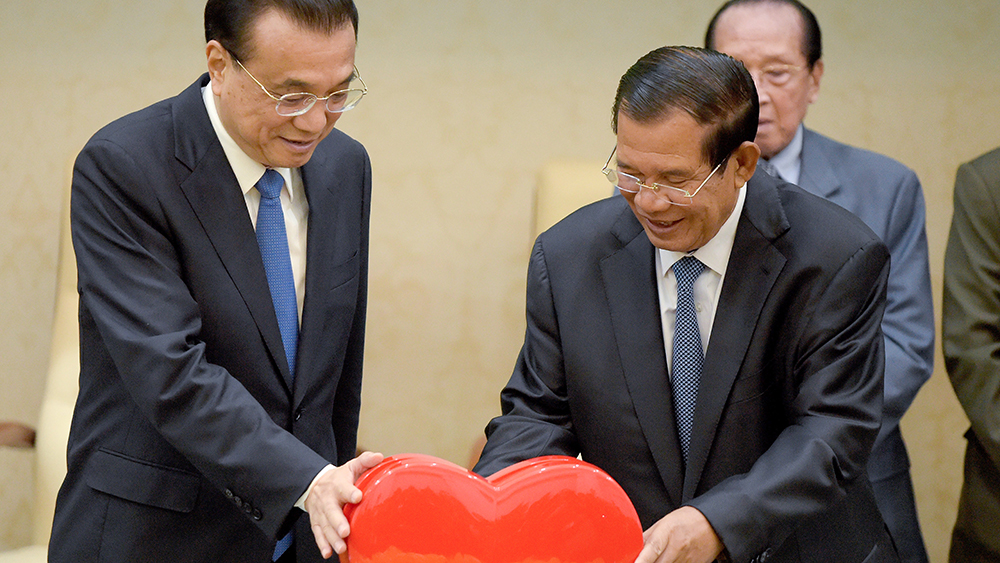 Beijing  Phnom Penh Ink Billions Of Us Dollars U2019 Worth Of