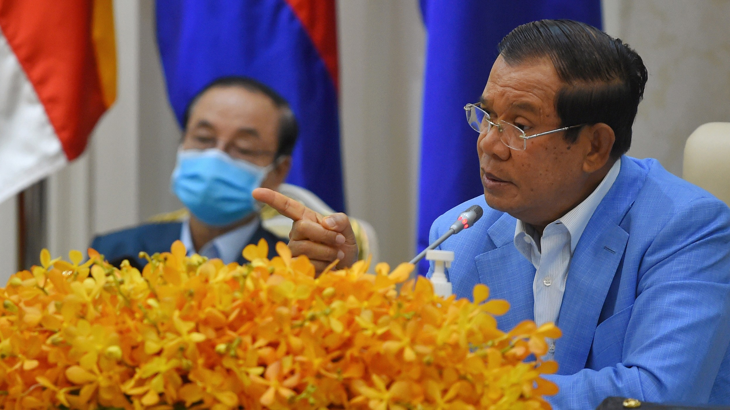 Cambodia's Senate Approves State of Emergency Law as UN Expert Warns of its Risks to Rights