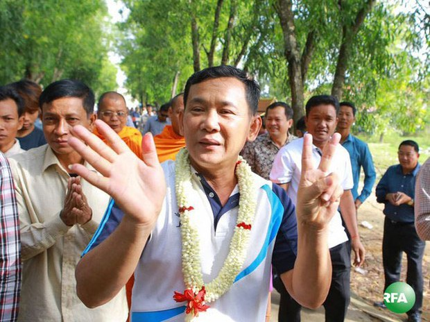 Hopes Are Raised That Cambodian Opposition Activists Will Go Free