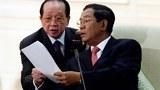 Hun Sen Does the Cabinet Shuffle
