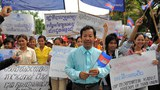 Hun Sen's Push to Outlaw the Opposition Draws Fire