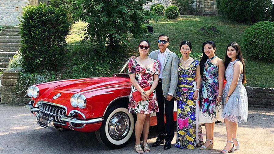 Cambodian PM Hun Sen's Niece Buys Cypriot Villas For €2.5 Million