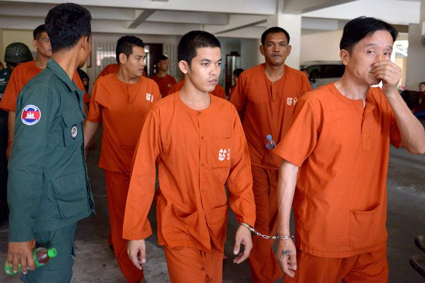 Jail Term Handed to Cambodian Man for Facebook Threat to Hun Sen