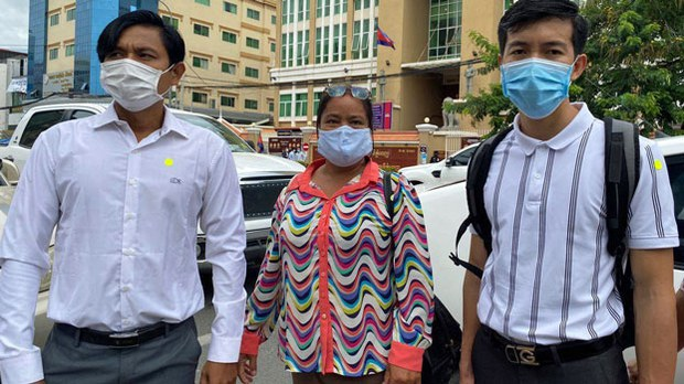 Justice Delayed For Jailed Activists, RFA Journalists in Cambodia