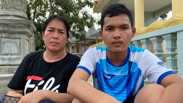 Cambodian Court Authorities Refuse to Let Mother See Autistic Son During Hearing