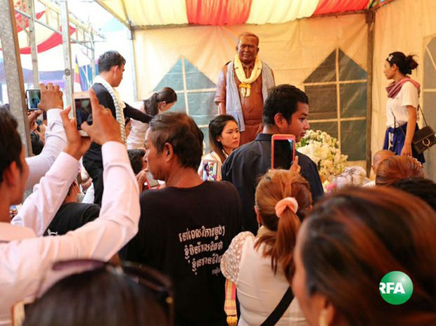 Kem Ley's Spirit Still Powerful in Cambodia