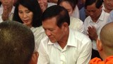 Kem Sokha Seeks 'Nonviolent' Solution to Cambodia's Political Crises