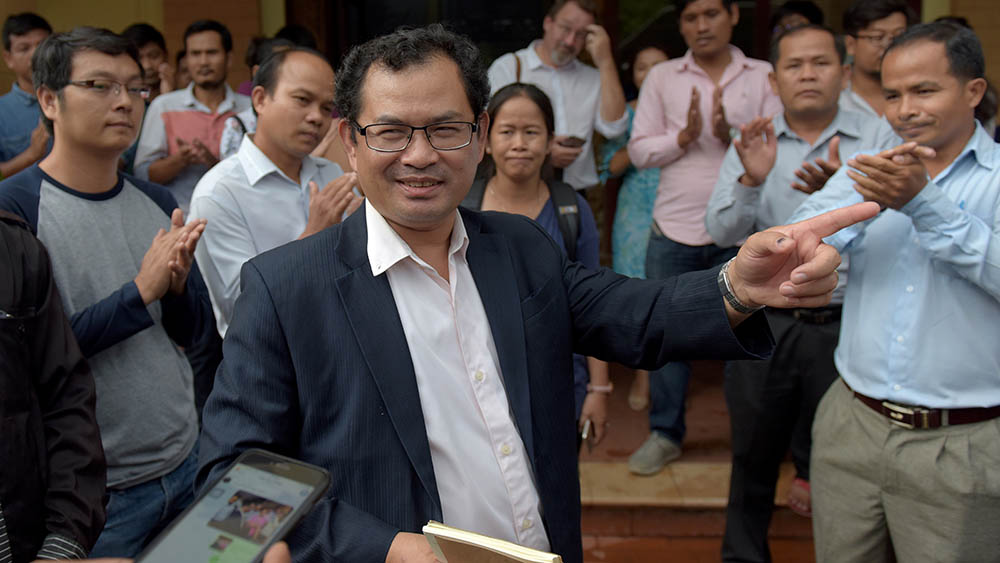 Australian tycoon sells Phnom Penh Post to Malaysian investor