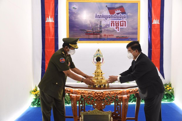 Cambodia Celebrates First Drop of Offshore Oil Despite Major Petroleum Setback