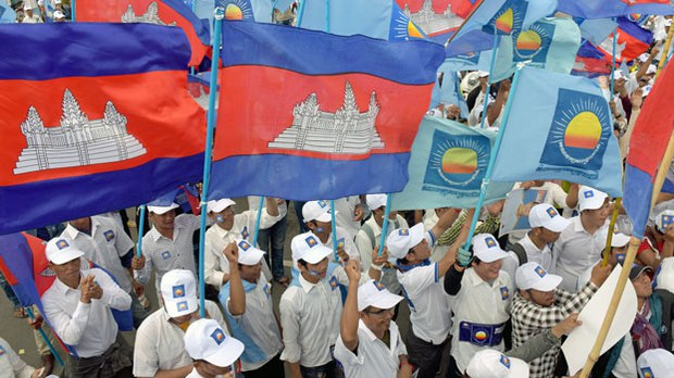 Deputy Leader of Cambodia's Banned Opposition Jumps Ship to Join New Party