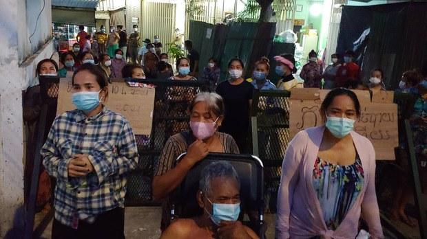 Cambodia Breaks New COVID-19 Record While Laos Struggles With Coronavirus Unemployment