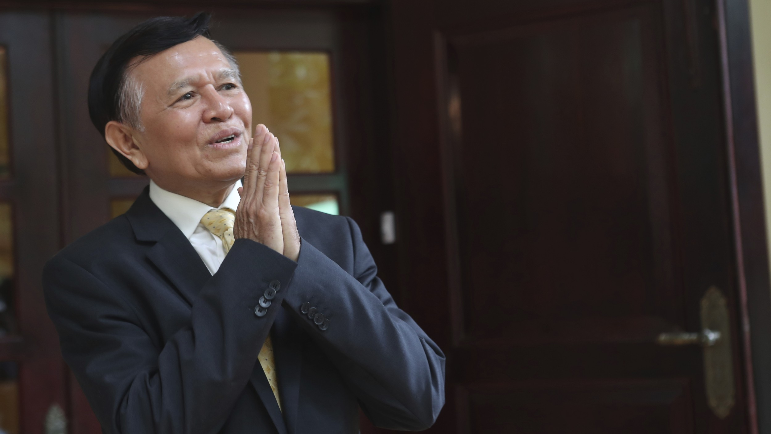 Cambodia begins treason trial against opposition leader despite global outcry