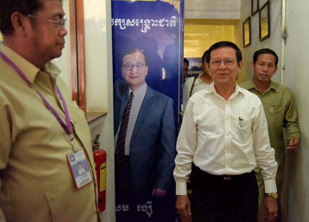 Sam Rainsy Steps Down as Cambodia National Rescue Party Leader