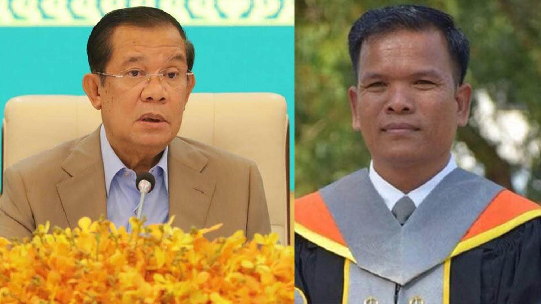 Cambodia PM Hun Sen Walks Back Death Threat on Exiled Scholar