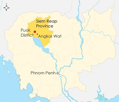 Postal address for mail to Cambodia - Cambodia Forum