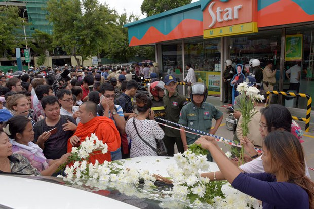 Slaying of Government Critic in Cambodia Raises Questions