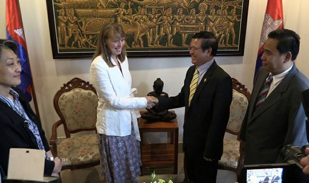 Special Rapporteur on Human Rights in Cambodia Expresses Equal Treatement Concerns