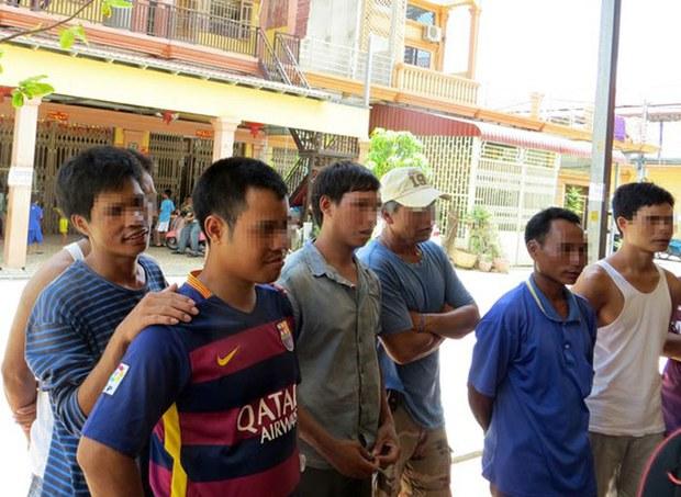 Vietnamese Police Question Montagnards Living in Phnom Penh