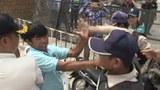 Violent Clash Underscores Cambodian Vote on New Labor Law